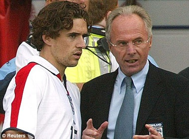 Owen Hargreaves sap thoat canh that nghiep hinh anh