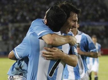 Messi toa sang, Argentina thang 'man nhan' truoc Nigeria hinh anh
