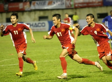 Ha hoc vien Aspire, U21 Viet Nam gap Thai Lan o ban ket hinh anh