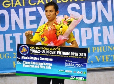 Tien Minh co hy vong gianh HCV SEA Games 26 hinh anh