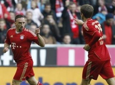 Bayern dai thang, Dortmund bi niu chan hinh anh