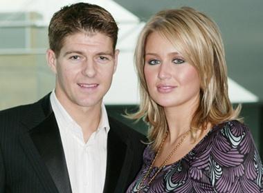 Vo Gerrard lai sinh con gai hinh anh