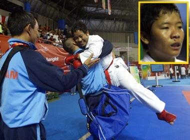 Thach Thi Trang duoc bao chi Indonesia ca ngoi hinh anh