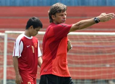 U23 Viet Nam 'khong ngan' chu nha Indonesia hinh anh