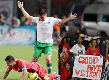 Thua U23 Indonesia 0-2, Viet Nam lo hen voi HCV SEA Games hinh anh