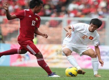Thua muoi mat truoc U23 Myanmar, Viet Nam ra ve tay trang hinh anh