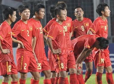 Nghi van dan xep ti so sau that bai cua U23 Viet Nam hinh anh