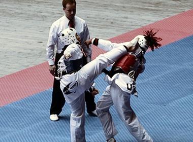 Taekwondo Viet Nam gianh hai ve du Olympic London 2012 hinh anh