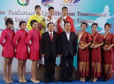 Taekwondo Viet Nam lam Indonesia be bang hinh anh