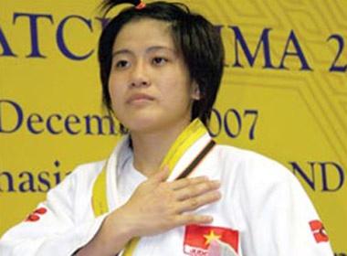Vo si Van Ngoc Tu bat ngo co ve du Olympic London 2012 hinh anh
