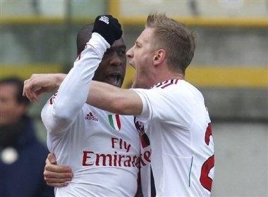 Vap nga tai Bologna, Milan lo co hoi chiem ngoi dau hinh anh