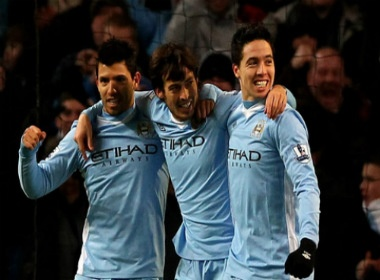 Man City - 'Doc co cau bai' tren san Etihad hinh anh