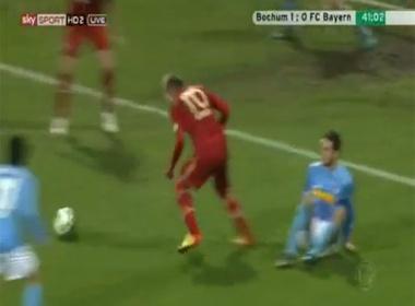 Pha an va ho henh cua Robben hinh anh
