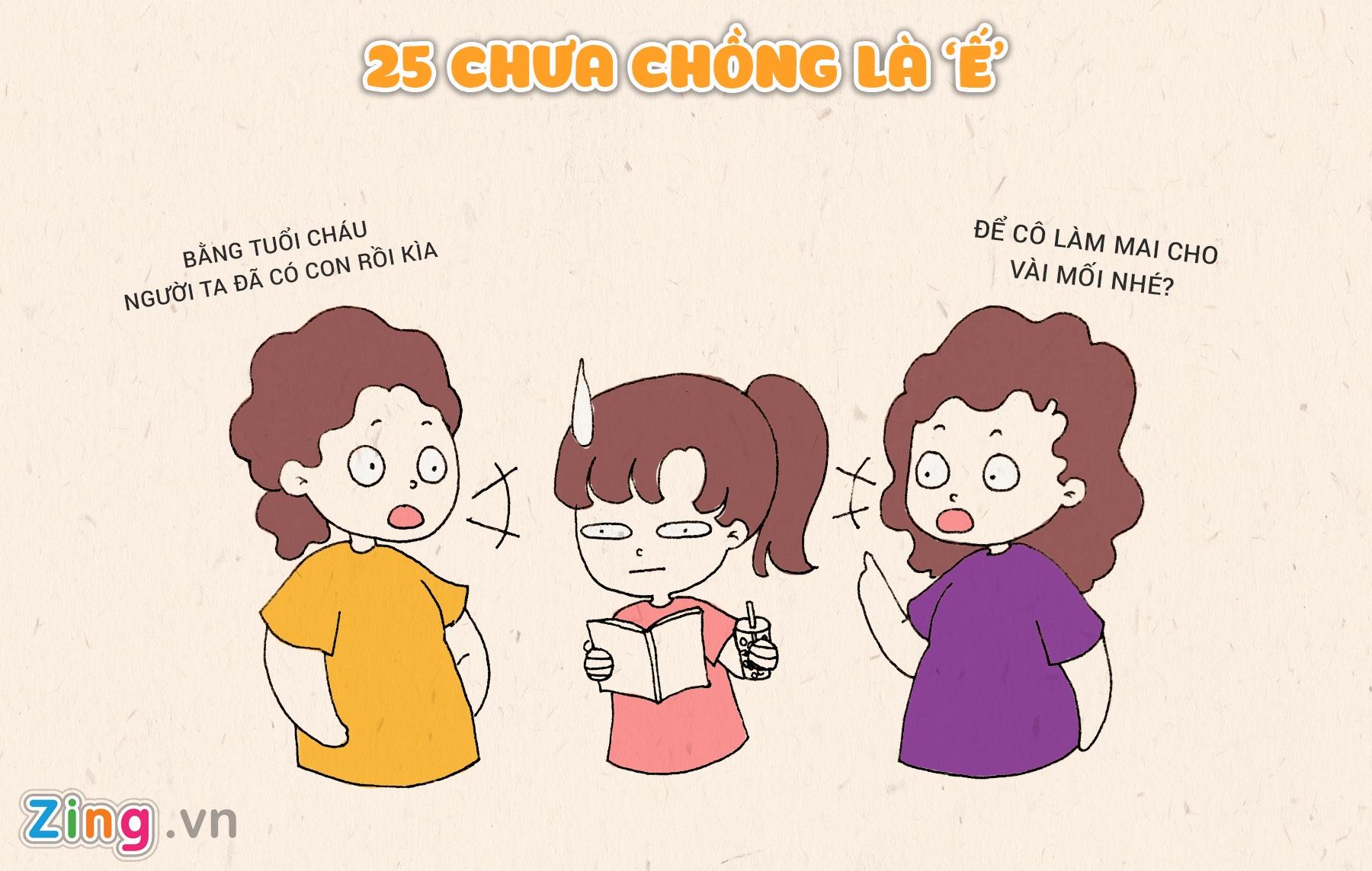 Con Gai Viet Qua Kho: 25 Tuoi Chua Chong La E, Mat Moc Van
