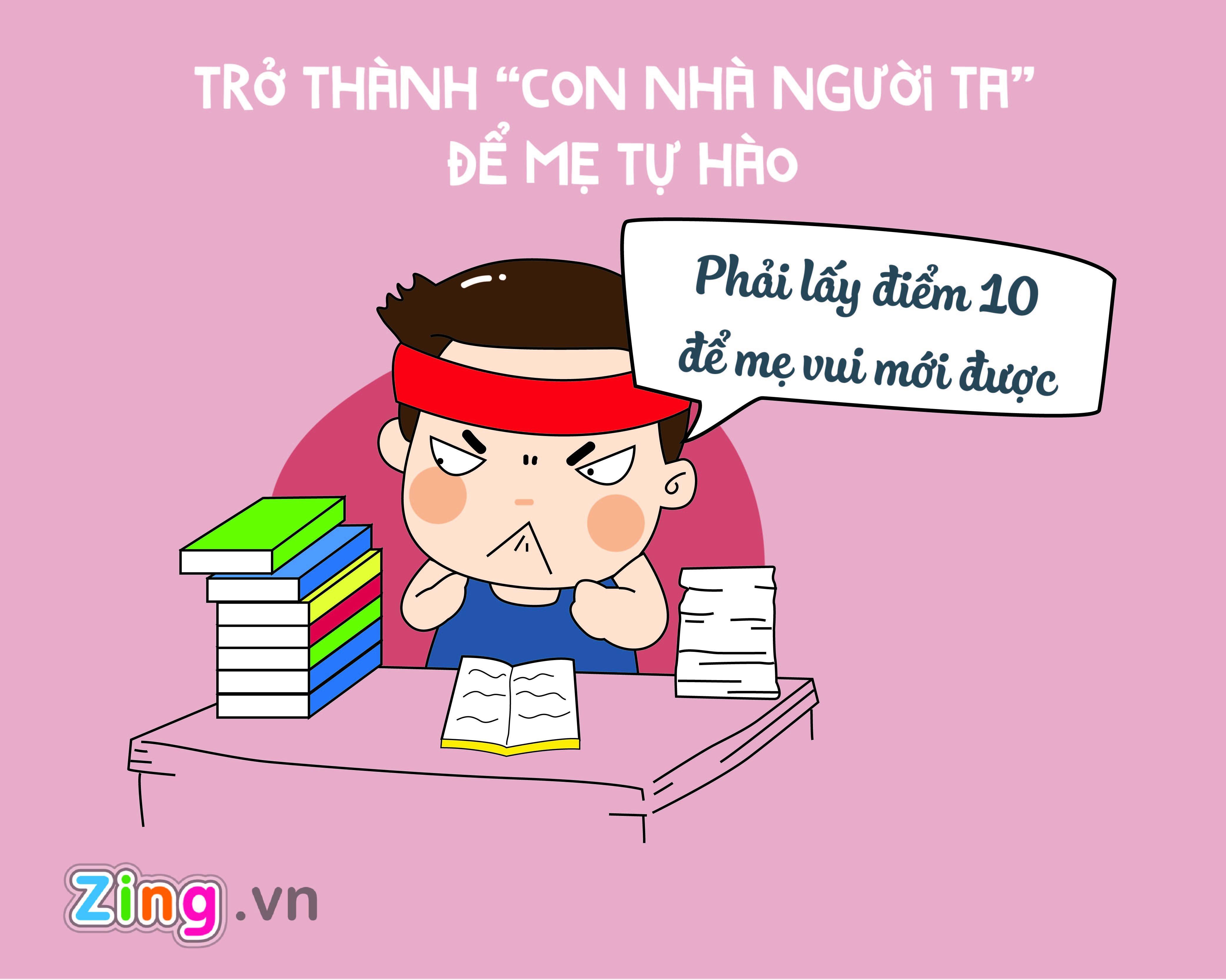Dung Chi Noi Yeu, Hay Lam Nhung Dieu Khien Me Thuc Su Hanh Phuc Hinh