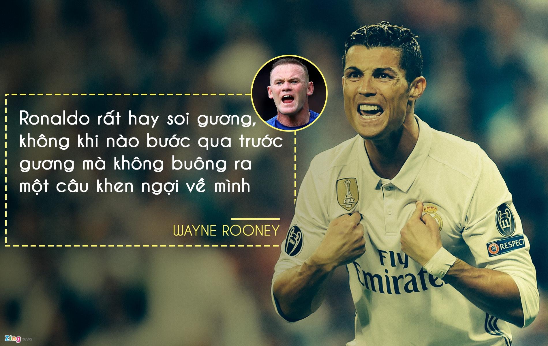 Nhung Danh Thu, Huyen Thoai Bong Da Noi Gi Ve Ronaldo? Hinh Anh 7