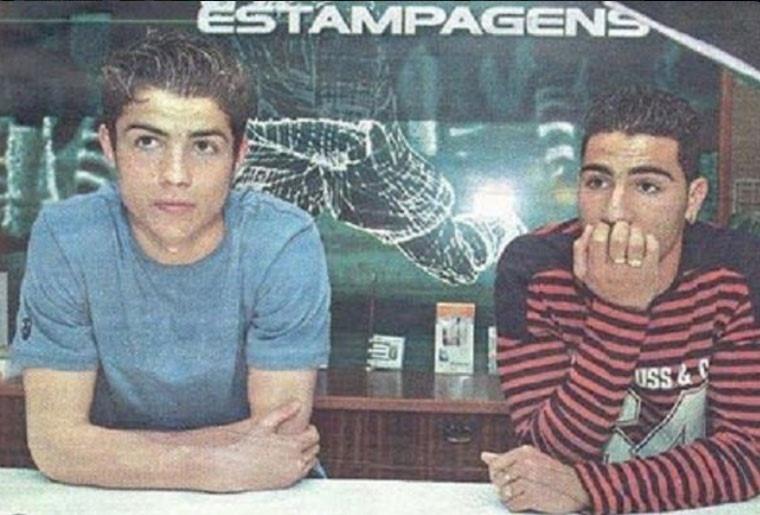 Ronaldo: Tuoi tho khon kho cua dua tre suyt khong duoc ra doi hinh anh 5