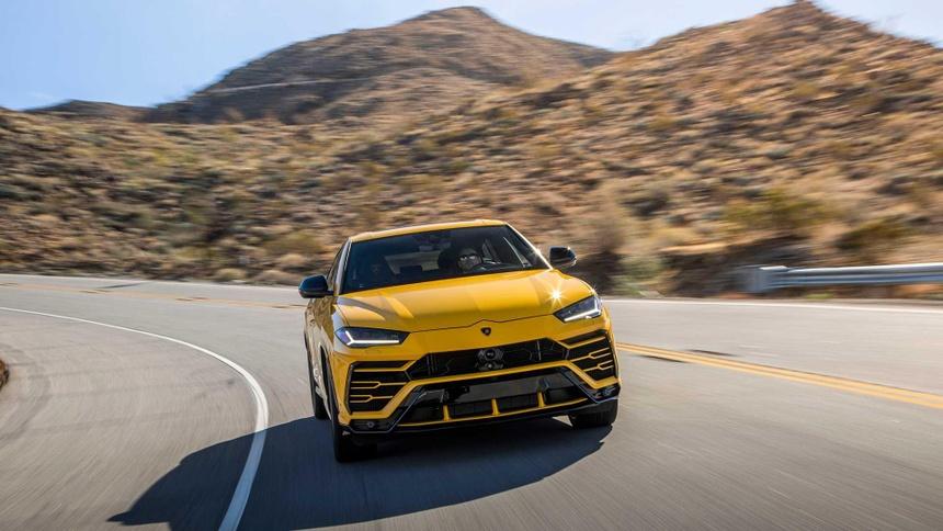Sieu SUV Lamborghini Urus, ke thuc thoi lam nen lich su hinh anh 7