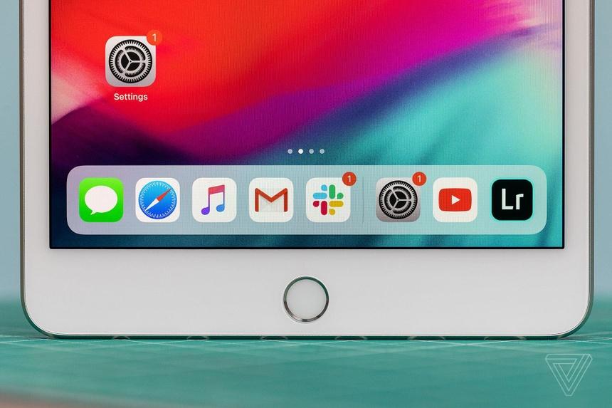 Danh gia iPad mini 2019 - sinh ra de danh cho Apple Pencil hinh anh 5