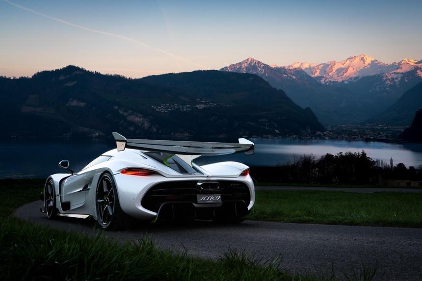 Ngam chi tiet sieu xe Koenigsegg Jesko tri gia 2,8 trieu USD hinh anh 1