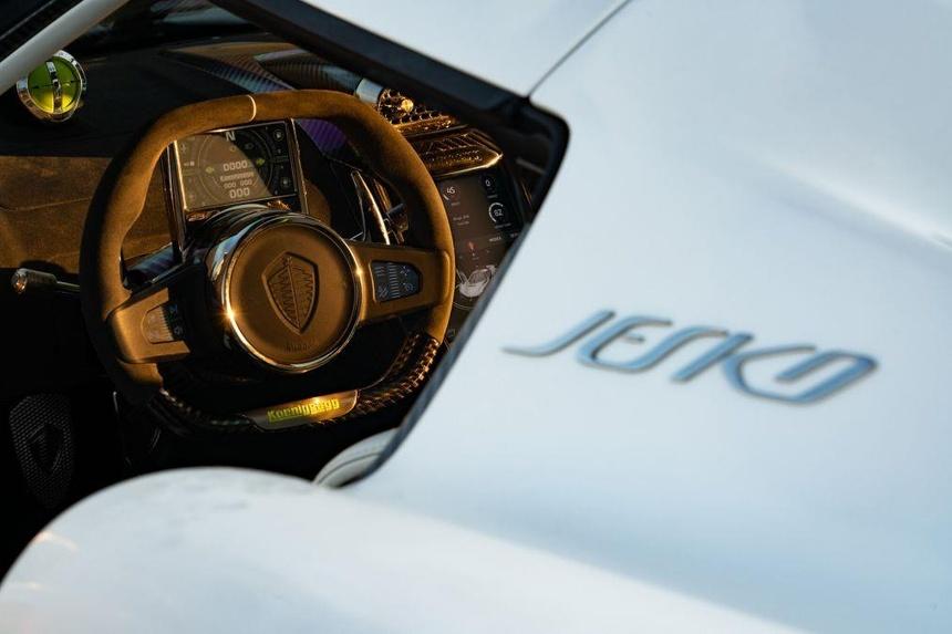 Ngam chi tiet sieu xe Koenigsegg Jesko tri gia 2,8 trieu USD hinh anh 6