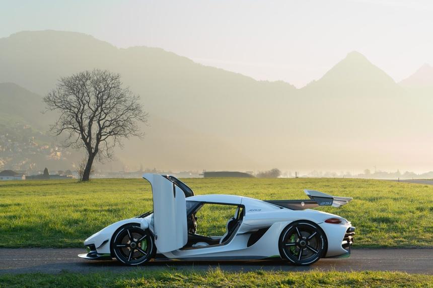 Ngam chi tiet sieu xe Koenigsegg Jesko tri gia 2,8 trieu USD hinh anh 5