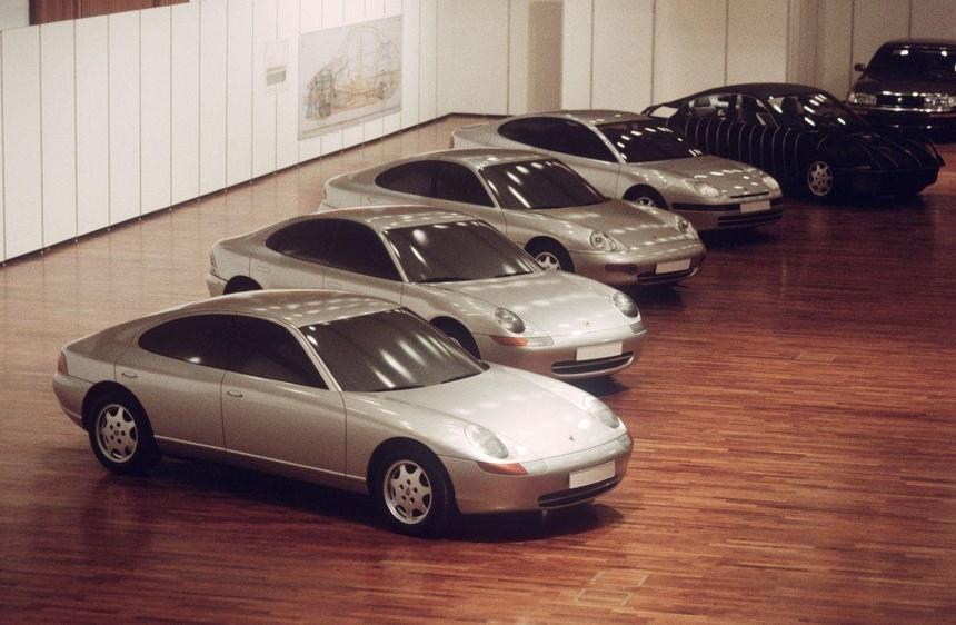 Panamera, chiec sedan thay doi dinh nghia ve xe Porsche tron 10 tuoi hinh anh 3
