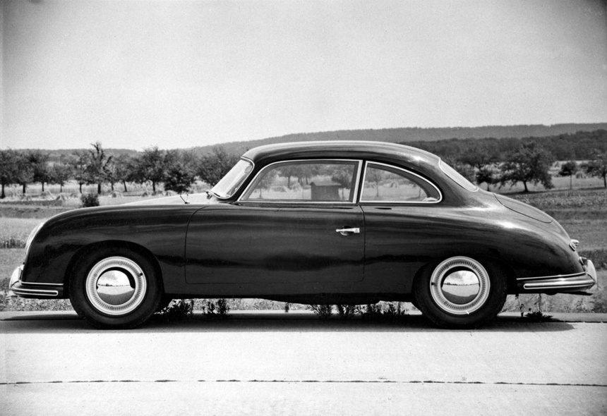 Panamera, chiec sedan thay doi dinh nghia ve xe Porsche tron 10 tuoi hinh anh 2