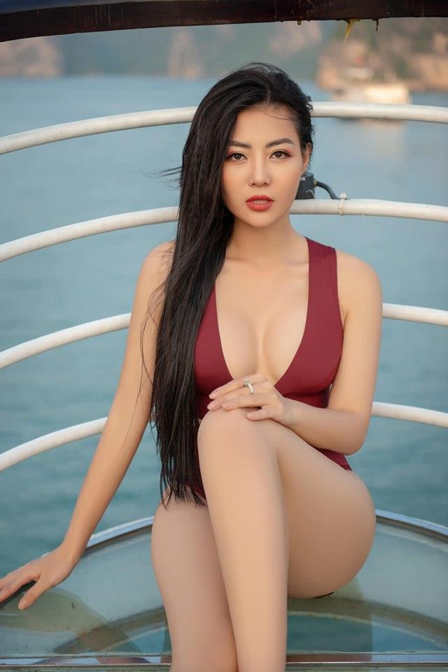 Sau 'Quynh bup be', Thanh Huong ngay cang goi cam hinh anh 4