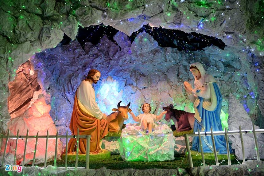 Maltese Christmas Crib hang da giang sinh 2019