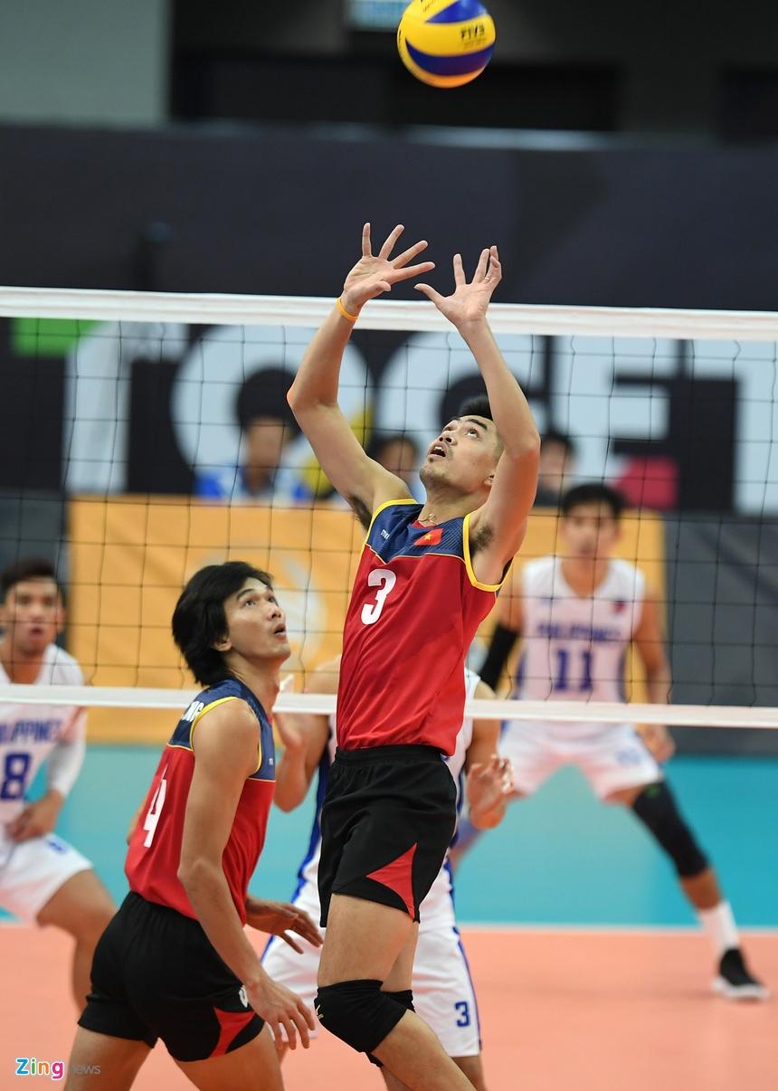 Bong chuyen nam ra quan thang loi du vang chu cong Thanh Thuan hinh anh 9