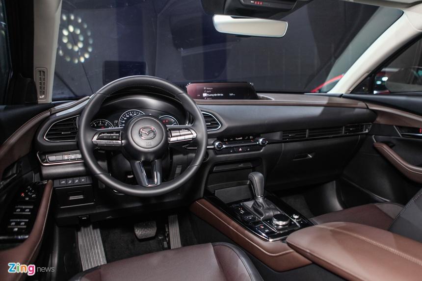 Mazda ra mat CX-3 va CX-30 anh 7