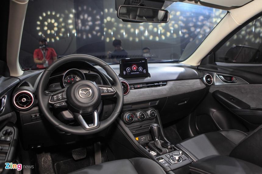 Mazda ra mat CX-3 va CX-30 anh 4