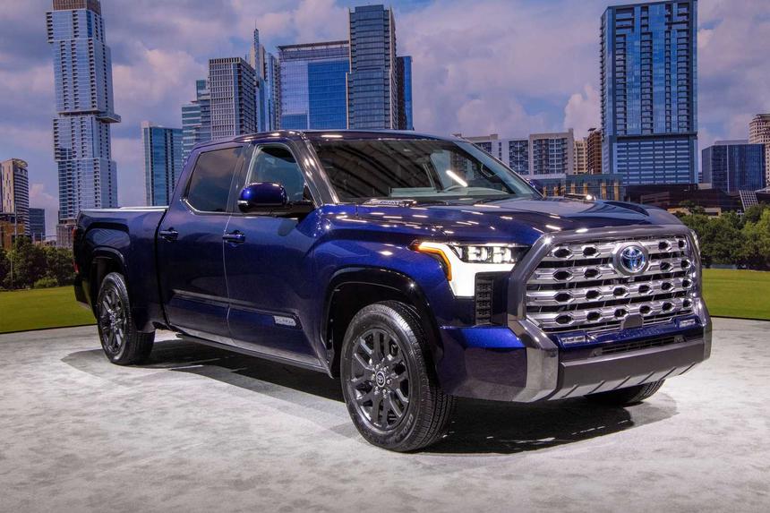 Toyota Tundra 2022 anh 1