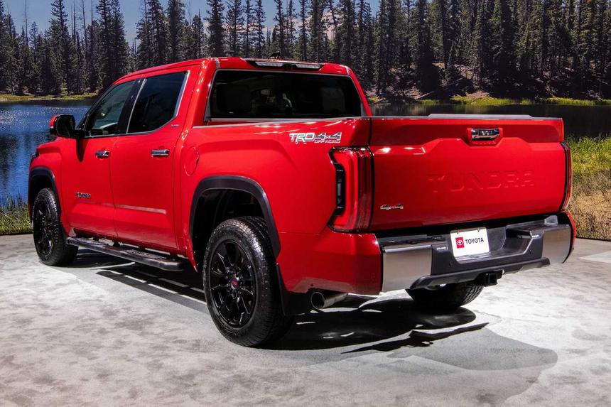 Toyota Tundra 2022 anh 5