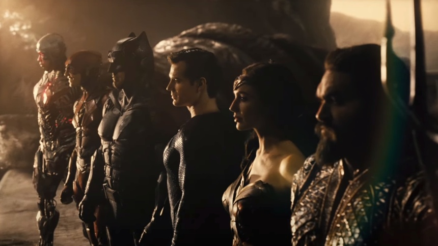 phim Justice League 2021 anh 3