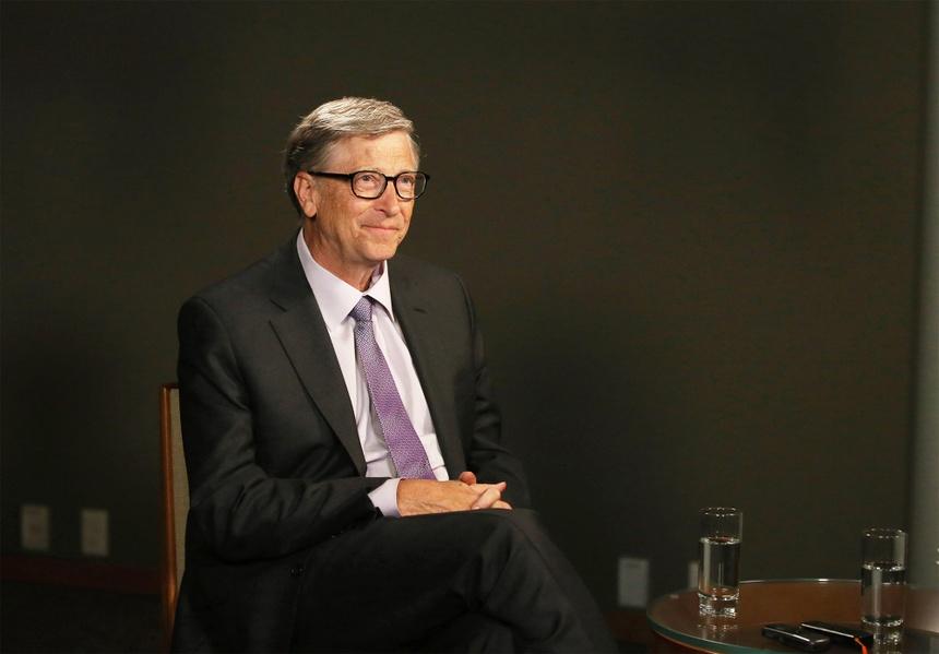 Ty phu Bill Gates anh 1