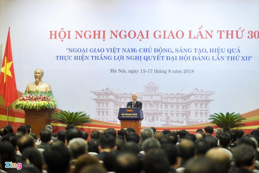 'Xay Dung Tam The Moi Cua Viet Nam Trong Hoat Dong Doi Ngoai' Hinh