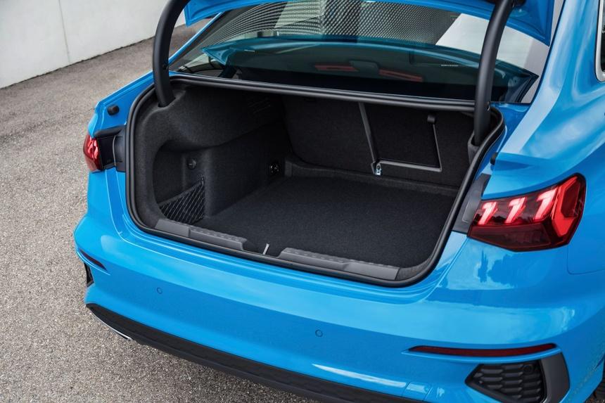 Audi tung loat anh day du cua A3 Sedan 2021 anh 61
