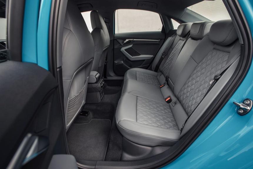 Audi tung loat anh day du cua A3 Sedan 2021 anh 62