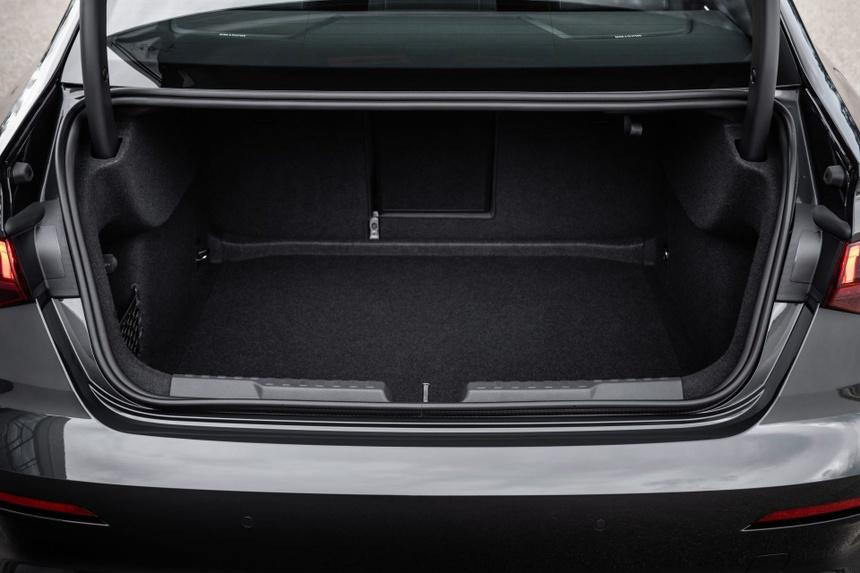 Audi tung loat anh day du cua A3 Sedan 2021 anh 44