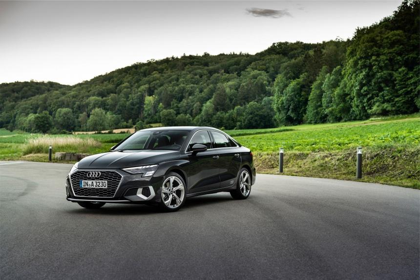 Audi tung loat anh day du cua A3 Sedan 2021 anh 70