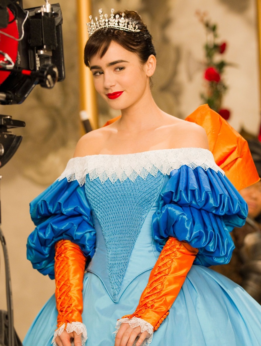 Lily Collins anh 4