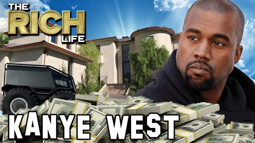 tai san cua Kanye West anh 1