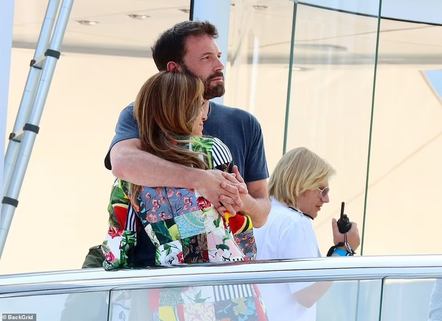 Jennifer Lopez hon Ben Affleck anh 2