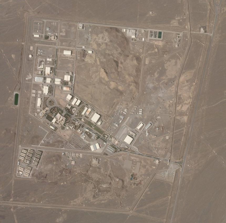 Iran to cao Israel pha hoai anh 2