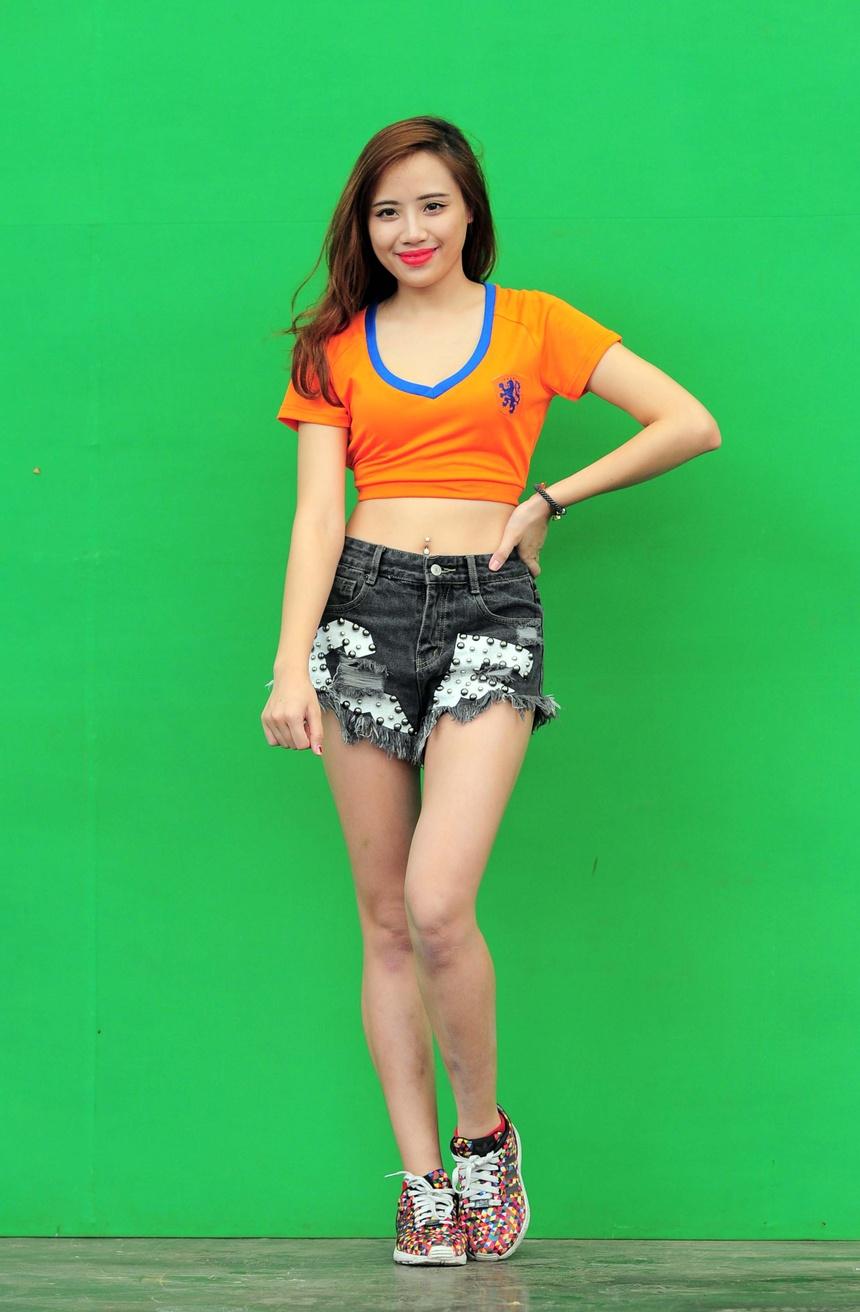 ban gai ca sy Quang Le anh 9