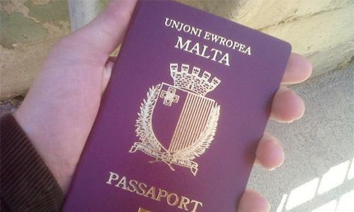 doi tien lay ho chieu Malta anh 2