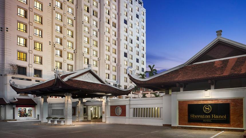 HANOI SHARATON HOTEL