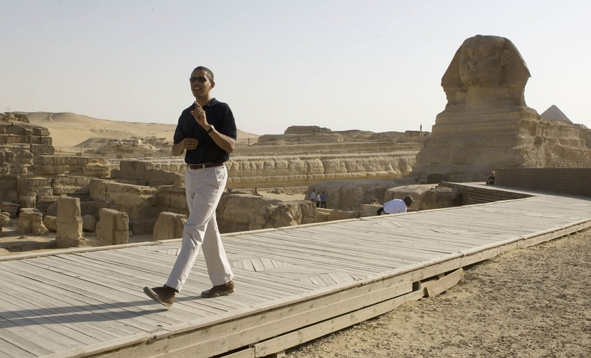 Nhung diem du lich ma Tong thong Obama tung ghe tham anh 1